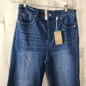 Highrise Madewell Jeans